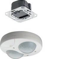 Датчик движения 1-канальный/регулятор постоянного света с комутационной головкой, 230В Hager (EE812)