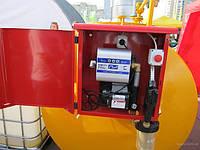 Счетчик расхода дизельного топлива
