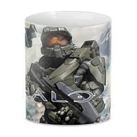 Кружка GeekLand Halo Ореол  вариант 7