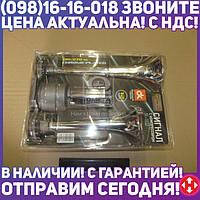⭐⭐⭐⭐⭐ Сигнал дудка с компрессором 2 штуки метал 210/270 мм 12V (Дорожная Карта)  SL-1032