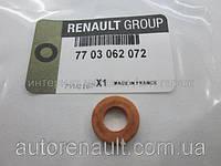 Шайба под дизельные форсунки на Рено Кенго II (толщ. 3.0mm) RENAULT (оригинал) 7703062072