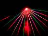 Световой прибор Лазер RGY с пультом ДУ, фото 2