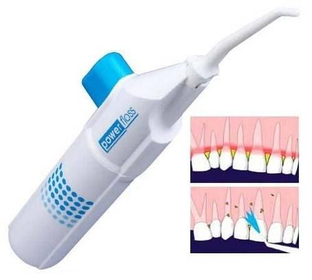 Ирригатор для чистки зубов Power floss (Реплика), фото 2