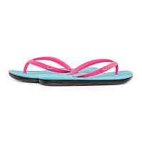 Тапочки детские Nike Girls Solarsoft Thong 2 GS PS 555624-612(03-02-07) 33.5