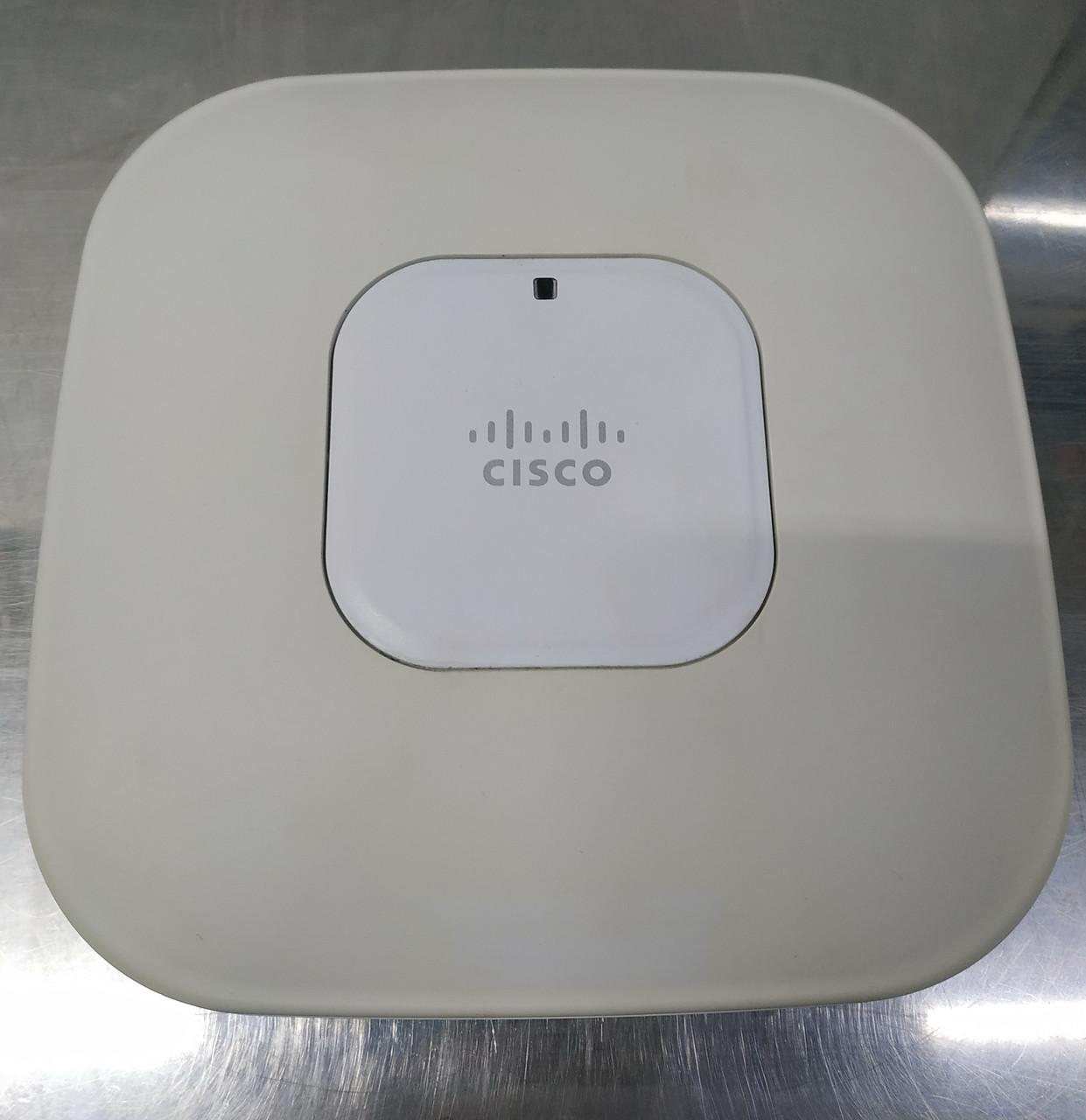 Б/у двухдиапазонная WiFi точка доступа Cisco (AIR-LAP1142N-E-K9) с 802.11n