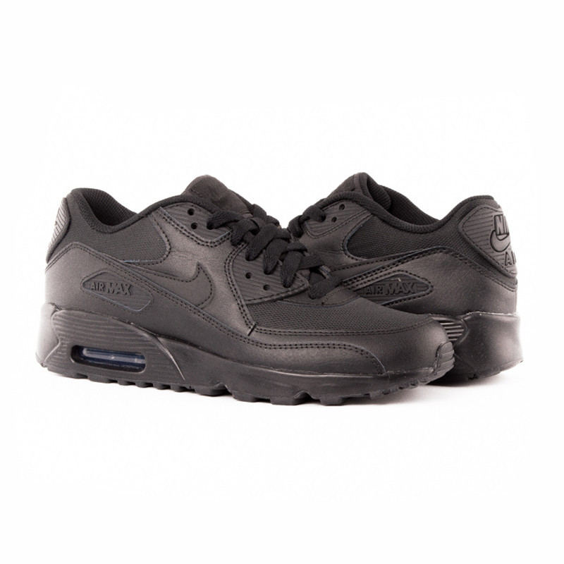 f133a91b Кроссовки Nike детские NIKE AIR MAX 90 MESH (GS)(03-11-17) 37.5 ...
