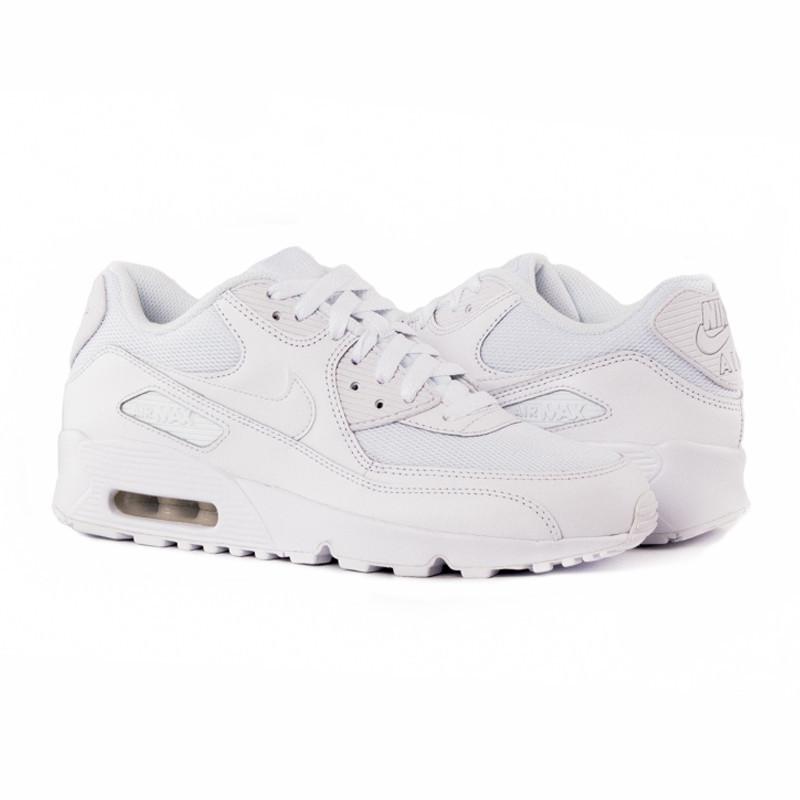 0cea9418 Кроссовки Nike детские NIKE AIR MAX 90 MESH (GS)(03-05-03) 35.5 ...