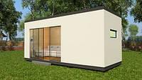 Строительство дачных домиков Днепр, коттеджи, модульная технология