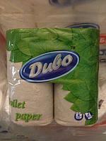Туалетная бумага Обухов серая на гильзе 2,70 за рулон