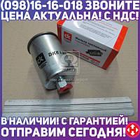 ⭐⭐⭐⭐⭐ Фильтр топливный ВАЗ, ДЕО (под штуцер) (Дорожная Карта)  DK612/5