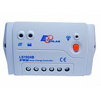 Солнечный контроллер Epsolar Контроллер заряда LS1024В 10A (12V/24V) PWM