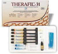 THERAFIL-31 (Терафил-31) композит химического отверждения набор 5 шприцов.