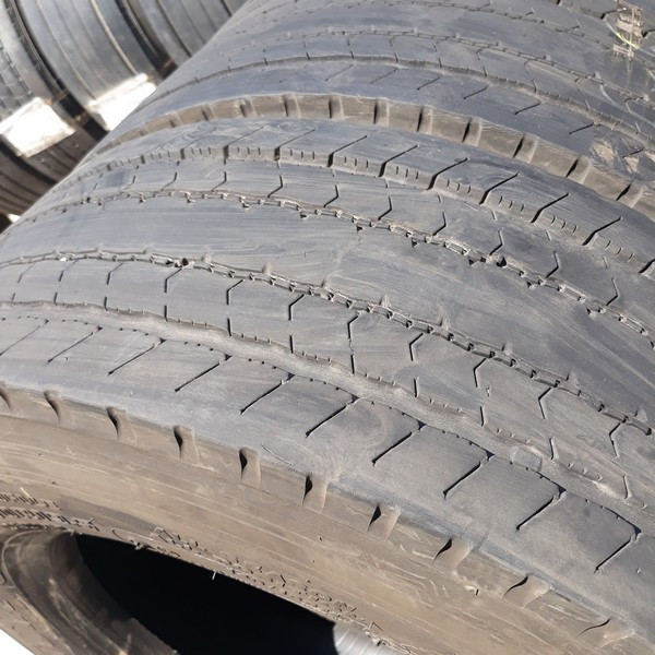 Шины б.у. 265.70.r19.5 Bridgestone M788 Бриджстоун. Резина бу для грузовиков и автобусов