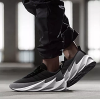 Кроссовки адидас Шаркс акула adidas sharks black grey 2019 осень