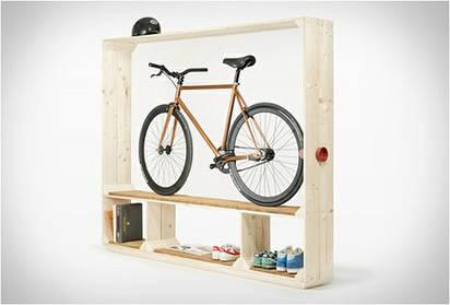 Как и где припарковать велосипед?