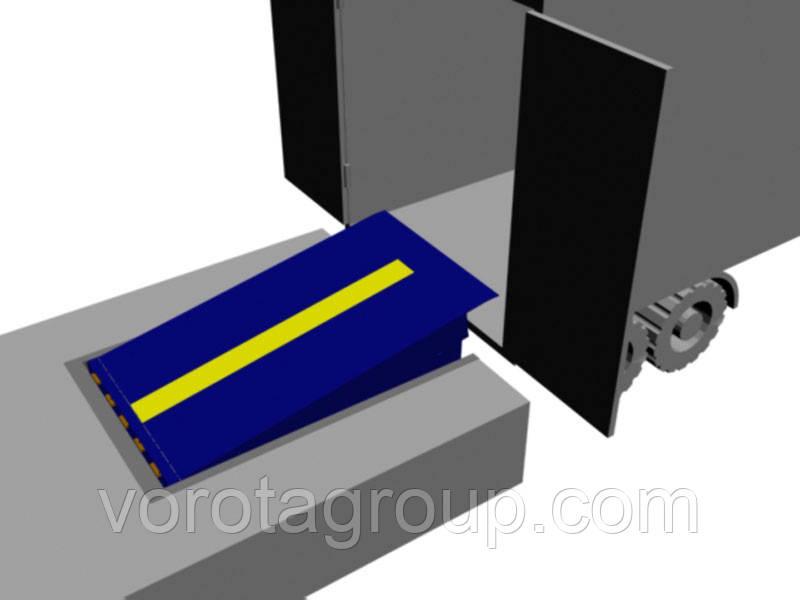 Электрогидравлическая платформа DoorHan DS