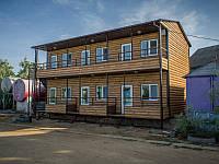 Мобильные здания, мини-офисы заказать, мобильный домик купить