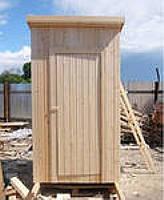 Туалет деревянный  от производителя