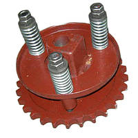 Механизм предохранительный колосового шнека, 54-2-19-3Б