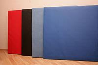 Маты гимнастические для стенки Лидер ПРО, Взрослая Интер, Детская Интер. Цвета матов: черный, красный, синий, серый (см. фото): Материал матов: пористый изолон. Бесплатная доставка!