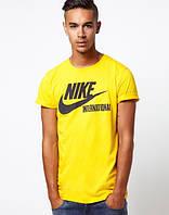 Мужская футболка Nike International