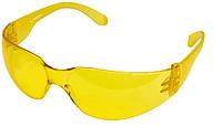 Очки защитные, желтые Topex 82S116
