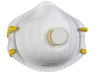 Маска защитная, 1 клапан FFP2, 2 шт. Topex 82S132