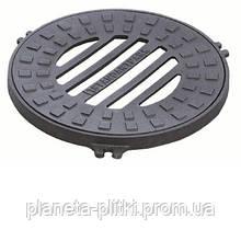 Дощоприймач-обрамлення 38 чавунне ВЧ кругле