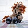 Вязаная лошадка Каприз