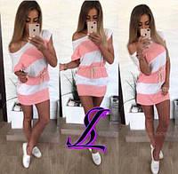Платье полосатое , фото 1