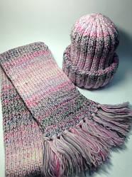 Шапки і шарфи (ручна робота)