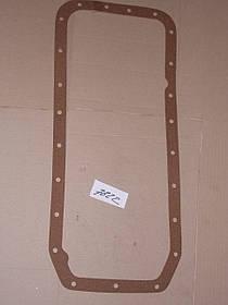 Прокладка поддона картера ГАЗ-53 (пробка, Украина), 13-1009070-33