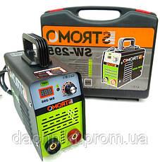 Сварочный инвертор STROMO SW295 (в чемодане), фото 3