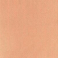 Канва светло-розовая (персиковая) Aida 14 (50*50 см)
