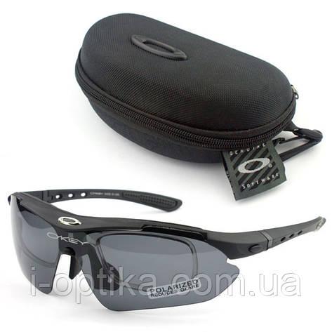 Тактичні спортивні окуляри Polarized, фото 2