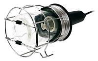 Лампа рабочая 230 В, 60 Вт, металлическая решетка Topex 94W514