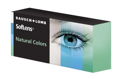 Цветные линзы Soflens Natural Colors (3 месяца)