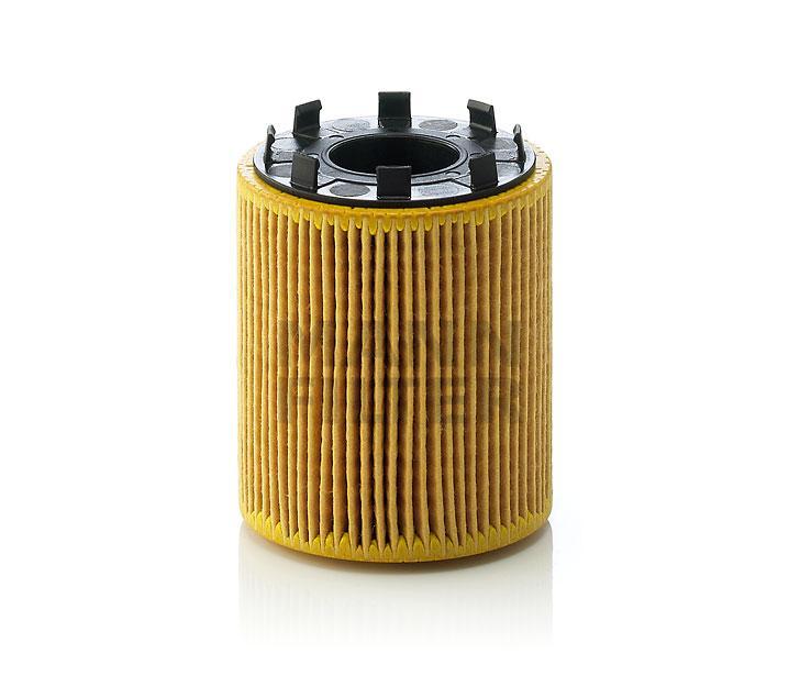Фильтр масляный Fiat Doblo 1.3JTD-MJTD-1.4 | 04- | MANN FILTER