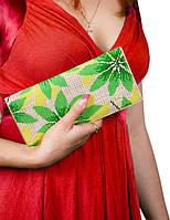 Набор для вышивки кошелька (клатча) Амазония