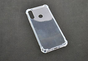 Чехол для телефона Samsung M20/M205 Silicone TPU Armor прозрачный