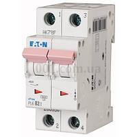 Автоматический выключатель Eaton-Moeller PL6 2P 6A