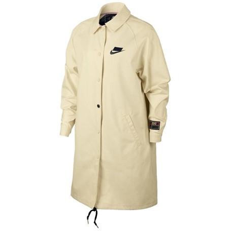 Куртки и жилетки женские W NSW NSP JKT CANVAS(02-08-04-03) L