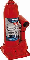 Домкрат гидравлический бутылочный, 5 т, 215-445 мм (1/3) Topex 97X035