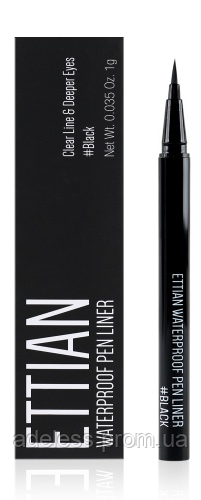 Подводка-фломастер для глаз ETTIAN Waterproof Pen Liner