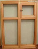 Окна деревянные, фото 1