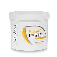 Сахарная паста для депиляции Aravia Professional Медовая 750 г