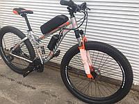 "Электровелосипед Titan Apache 29"" 350W 10А,ч 48V e-bike двухподвес MXUS"