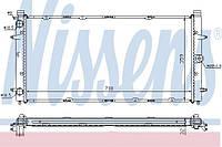 Радиатор охлаждения VW T4 1.9-2.5 D/TD 90- Nissens 65273A
