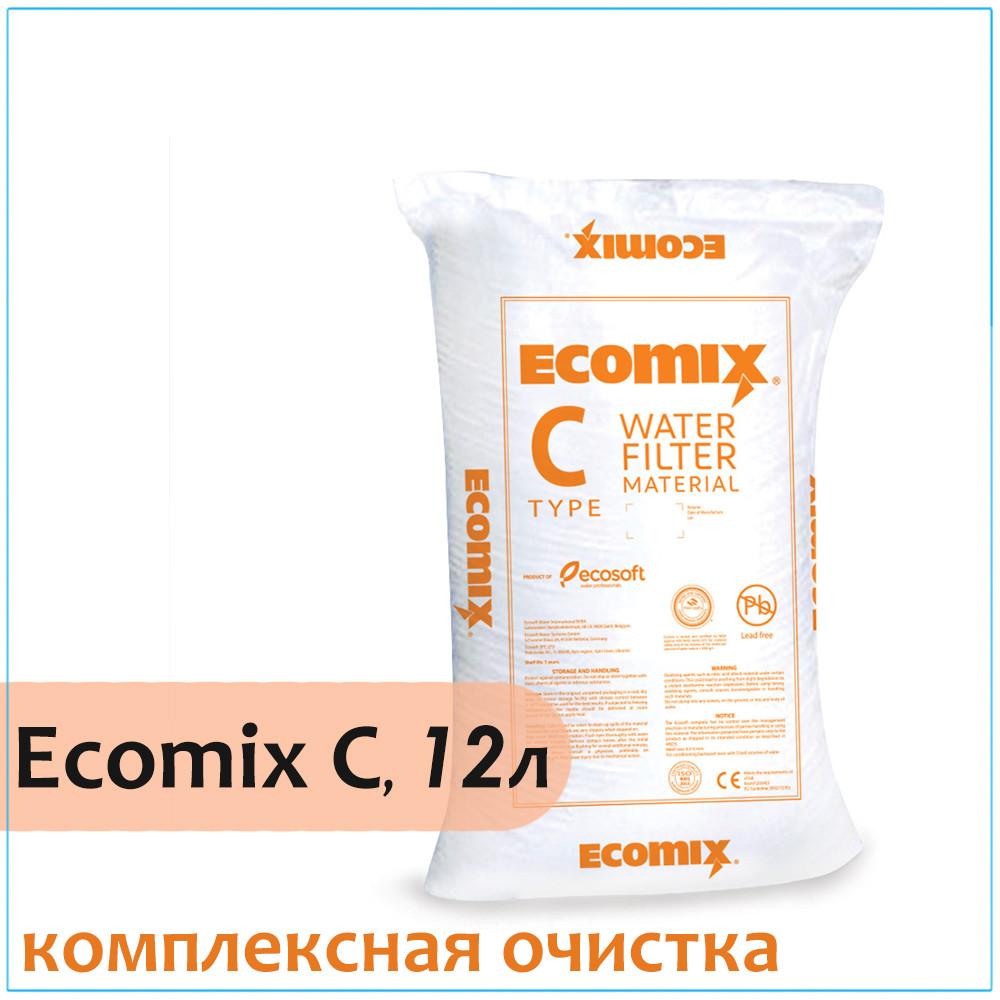 Комплексная ионообменная смола ECOMIX С, 12 л