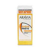 Сахарная паста для депиляции в картридже Aravia Professional Медовая 150 г